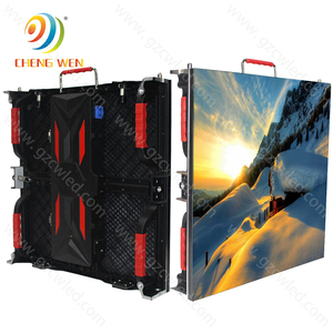 Full Color SMD P3.91 indoor outdoor LED screen for Advertising Rental LED Screen