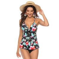 Lover-Beauty 2019 Dropship Print Sexy High Quality One Piece Swimwear For Women