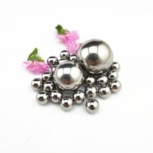 Panas penjualan G100 6.35mm longgar stainless steel ball bearing