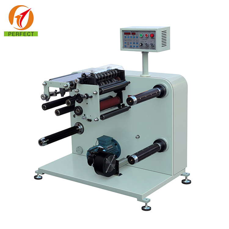 High Speed Label/Thermal Paper Slitter Creaser Machine
