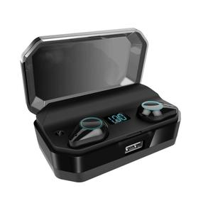 Image of TWS 5.0 Headset True Wireless Earbuds with Wireless Charging Case IPX7 Waterproof Long Lasting