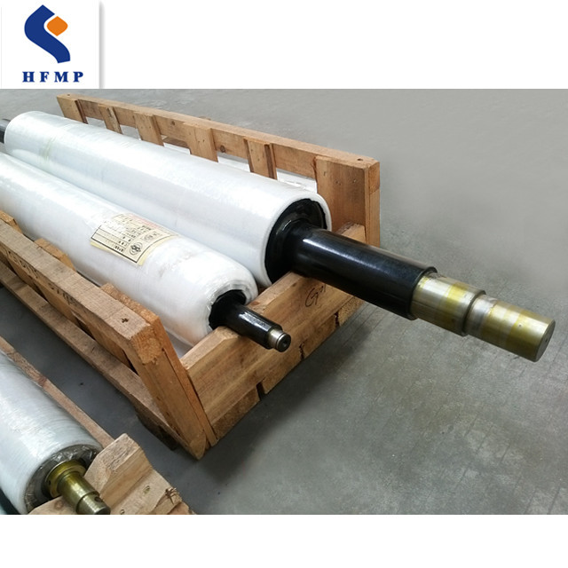 high quality rubber coated laminator roller