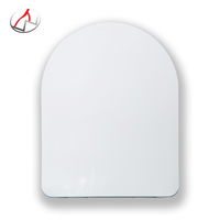 UF toilet seat cover plastic closed frount new style mute never fade toilet seat convenient silent bidet cover