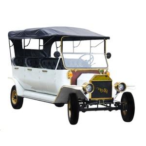 Elegant 5KW resort electric utility vehicle electric car for golf
