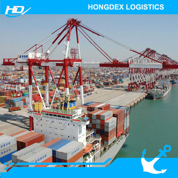 20GP/40GP/40HQ Container Shipping Cost China to USA