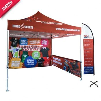 Waterproof 3x3 folding tent canopy Hot Sell Large Event Tents