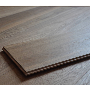 15mm Thickness Multi Layer Solid Oak Parquet Engineered Wood Flooring