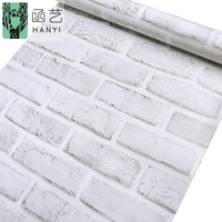 Wall stickers home decor wallpaper brick style pvc film mural 3d wall paper