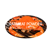 savory food widely use sause snack seasoning crab flavor