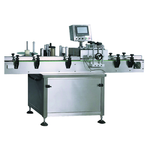 Wide Application Automatic Glass Bottle Labeling Machine Best Price Round Bottle Labeling Machine
