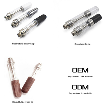Shenzhen Factory Wholesale 510 Thread Cartridge Glass Tank Cbd Oil Vape 1ml  Oil Atomizer Disposable - Buy 510 Thread Cartridge,510 Disposable