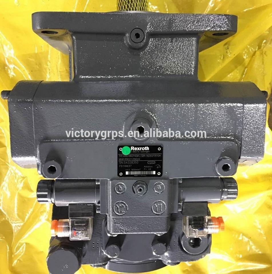 A4VG40 A4VG28 A4VG56 A4VG71 A4VG90 A4VG125 A4VG180 A4VG250 осевой поршень Rexroth A4VG насос
