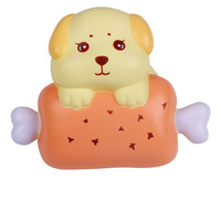 Top Quality Custom Kawaii Sweet Smell Children Toys Slow Rising Squishy Dog Toys