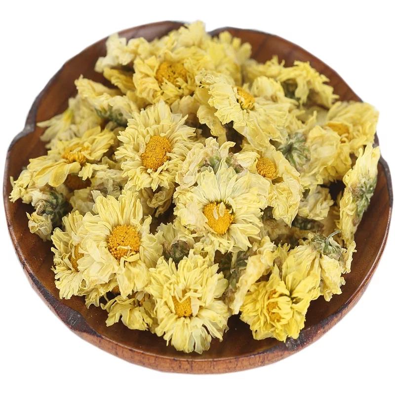 Slim Tea Hangzhou White Dried Chrysanthemum Flowers - 4uTea   4uTea.com