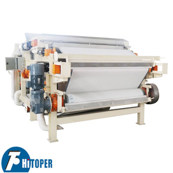 Juice belt press DY belt filter press for dehydration