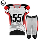 Uniforms Cheap Football Uniforms Team Custom Sublimation Cheap Football Uniforms