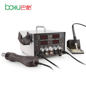BAKU Discount Soldering Station Air Tool hands DC charging power supply ba 8305D Infrared Soldering Station