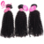 Mongolian Kinky Curly Virgin Human Bundles With Frontal Closure Cuticle Hair Extensions Store