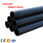 32MM Water Pipe PPR Hot Supply Flexible Drain 100MM PVC 700Mm Hdpe 8 Inch Hose Black For DrinkingWater Pipe 4 Inch Plastic