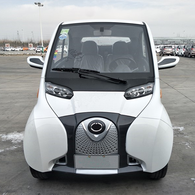 EEC Mini Electric <strong>Auto</strong> 4 Wheel Electric Car EEC Approved Electric Vehicle