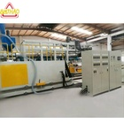 PE EVA Transparent cast film plastic extruder machine for packaging film of sanitary products, tableware. etc.