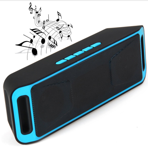 Alibaba.com / Factory direct sell mini bt 4.2 stereo portable speaker support hands-free calling TF SD Card USB FM radio bass sound subwoofer