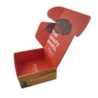 Custom print shipping mailing box with insert corrugated cardboard mailer boxes