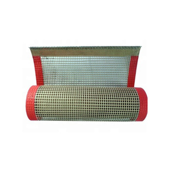 Best Selling Products Fda 4Mx4M Lightweight Aking And Cooling Teflon Mesh Conveyor Belt
