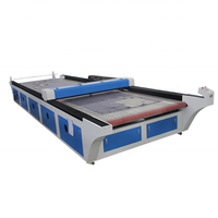 Popular Fabric Auto Feeding Rolling Laser Cutting Machine 1610/1660/1810