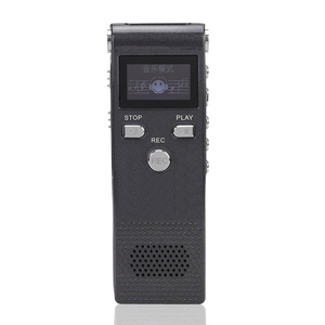 New Smart Digital Voice Activated Recorder Portable Hidden HD Sound Audio Telephone Recording Dictaphone MP3 Recorder