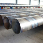GB/T9711 L485 dn500 large diameter astm a53 grade b steel pipe SSAW/SAWH spiral welded carbon steel pipe