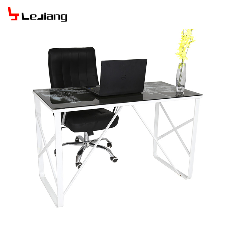 Astounding China Manufacturer Aldi Luxury Console Table Glass Top Metal Leg Computer Desk Buy Computer Desk Luxury Console Table Aldi Computer Desk Product On Machost Co Dining Chair Design Ideas Machostcouk