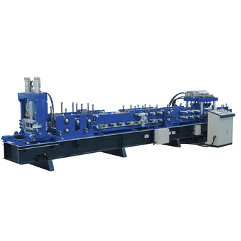 Professional c purlin mold machine with punching and cutting system C 70-200
