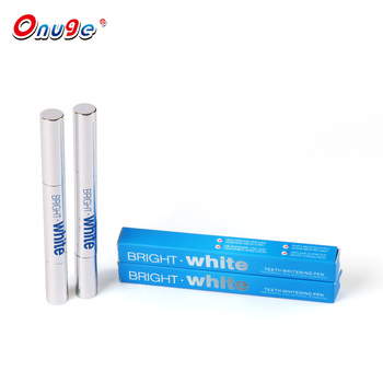 Lage MOQ professionele 2 ml 2.5 ml 3 ml whitening pen dental tanden bleken bleken gel