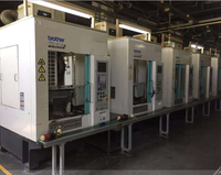 Used Janpa brother TC-31AN cnc milling drilling and tapping cnc machine center