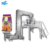 Marchi pillow pouch bag  stand up pouch preformed bag filling and sealing machine for coconut chips