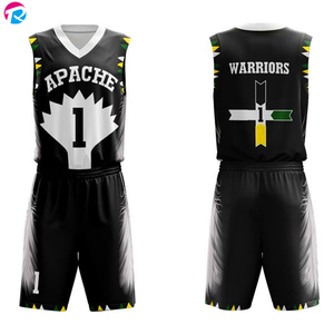 Best selling products european basketball jerseys with factory direct sale price