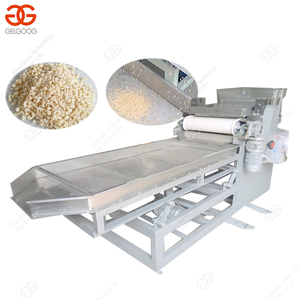 Automatic Pistachio Almond Dicing Walnut Pistachio Chopping Cashew Nut Cutting Macadamia Nut Groundnut Peanut Crushing Machine