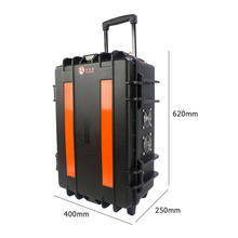 Solar power station 3000 W lithium generator portable power station voor thuis outdoor gebruik