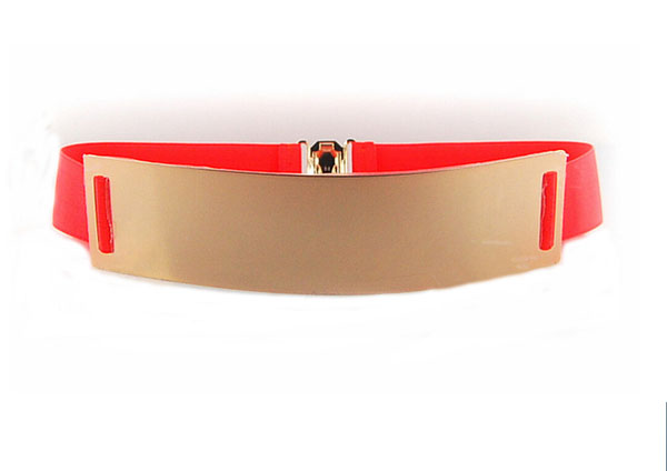 Popular Metal Belt Waist Belt Skinny Metal Female Belt