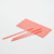 Colorful 100% Biodegradable and compostable corn starch PLA drinking straw