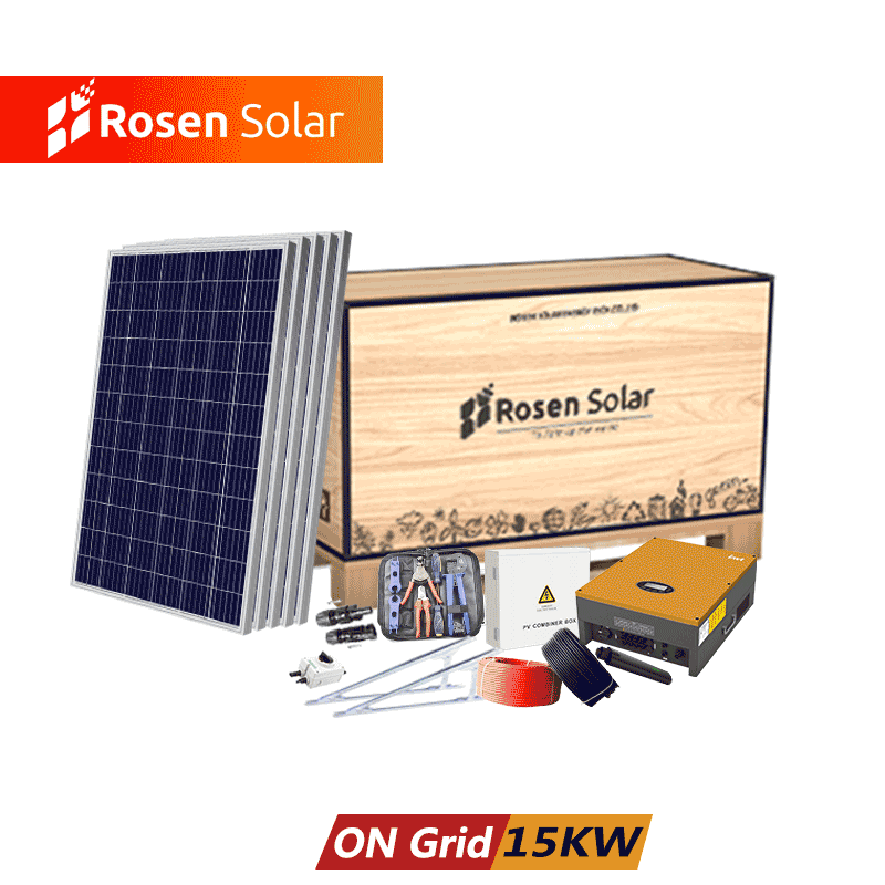 Free shipping 15kw solar <strong>energy</strong> generating systems