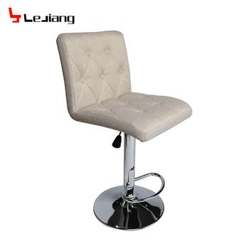Italian Design Fabric Chair For Bar