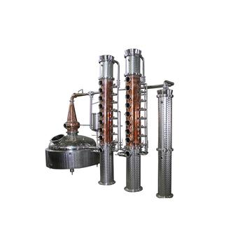 Manufacturer Popular liquor tequila methanol distiller acohol distillation