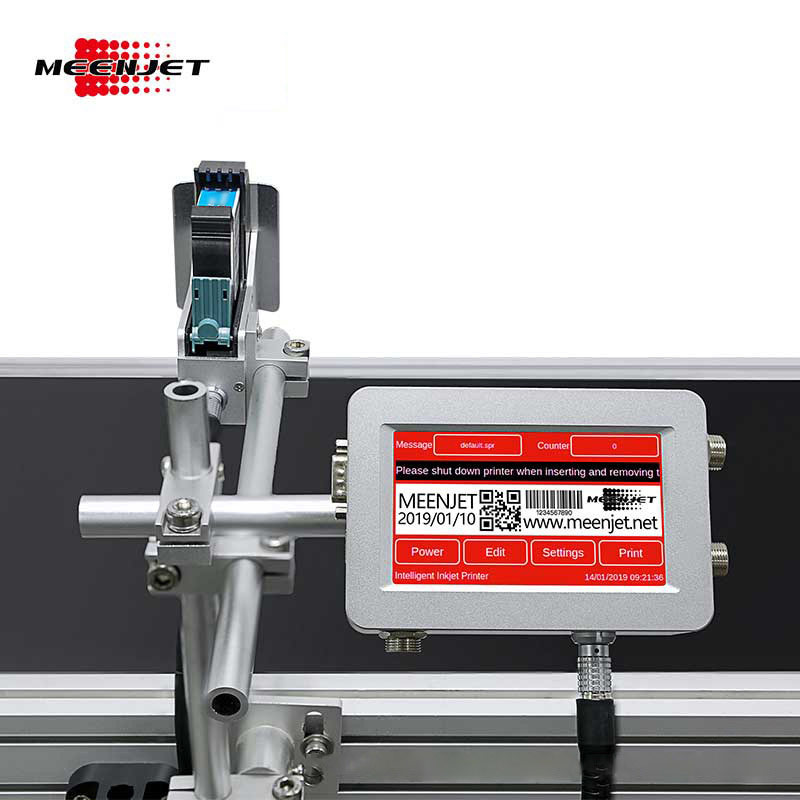 Expiry Date Automatic Marking Machine Inkjet Code <strong>Printer</strong> for Carton, Plastic Bag Pouch Metal Pipe Glass