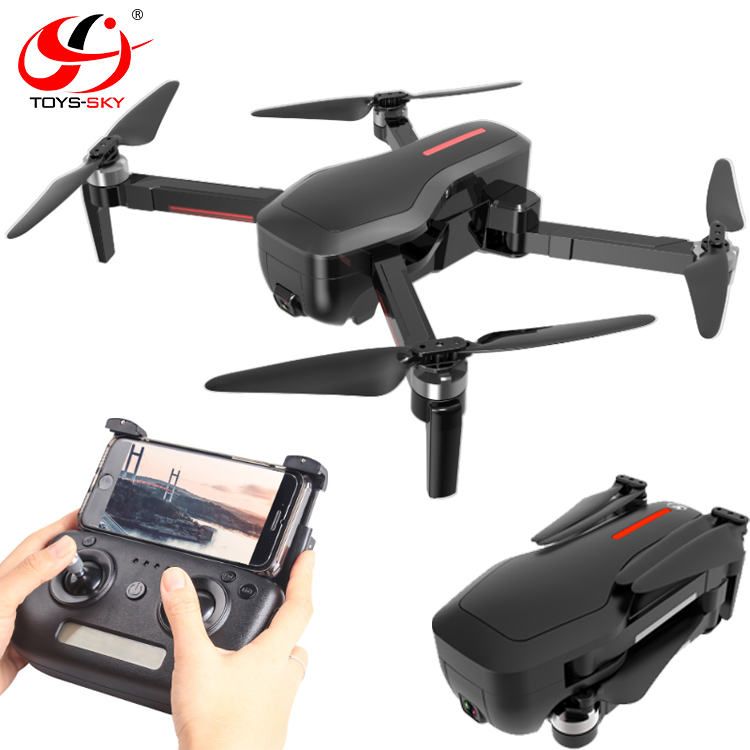 2627e0a8f129f 2019 Toysky X7 GPS Follow 5G WIFI FPV Brushless Selfie Foldable Optical  flow 4K Ultra HD RC Drones with hd camera and gps VS F11, View drones with  hd ...