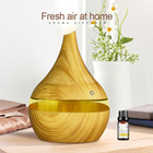 2019 Hot Sale Essential Electric 7 LED Color Humidifier Aroma Diffuser For Home