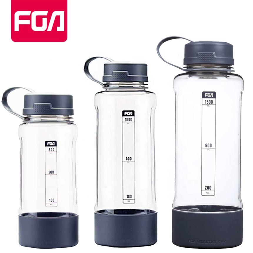 3.2L Large Capacity Water Bottle Waterproof Bicycle Reusable Water Bottle BPA-fr