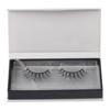 Hot Sale Private Label 3D Strip False Eyelashes 100% Handmade Clear Brand Long Thick False Mink Eyelashes