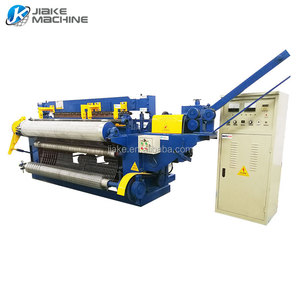 best price electric welded wire mesh machines for 0.8-2mm 2X2 inch galvanized wire mesh in roll